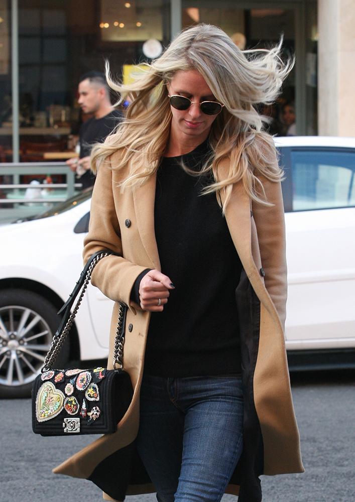 Nicky-Hilton-Chanel-Boy-Bag