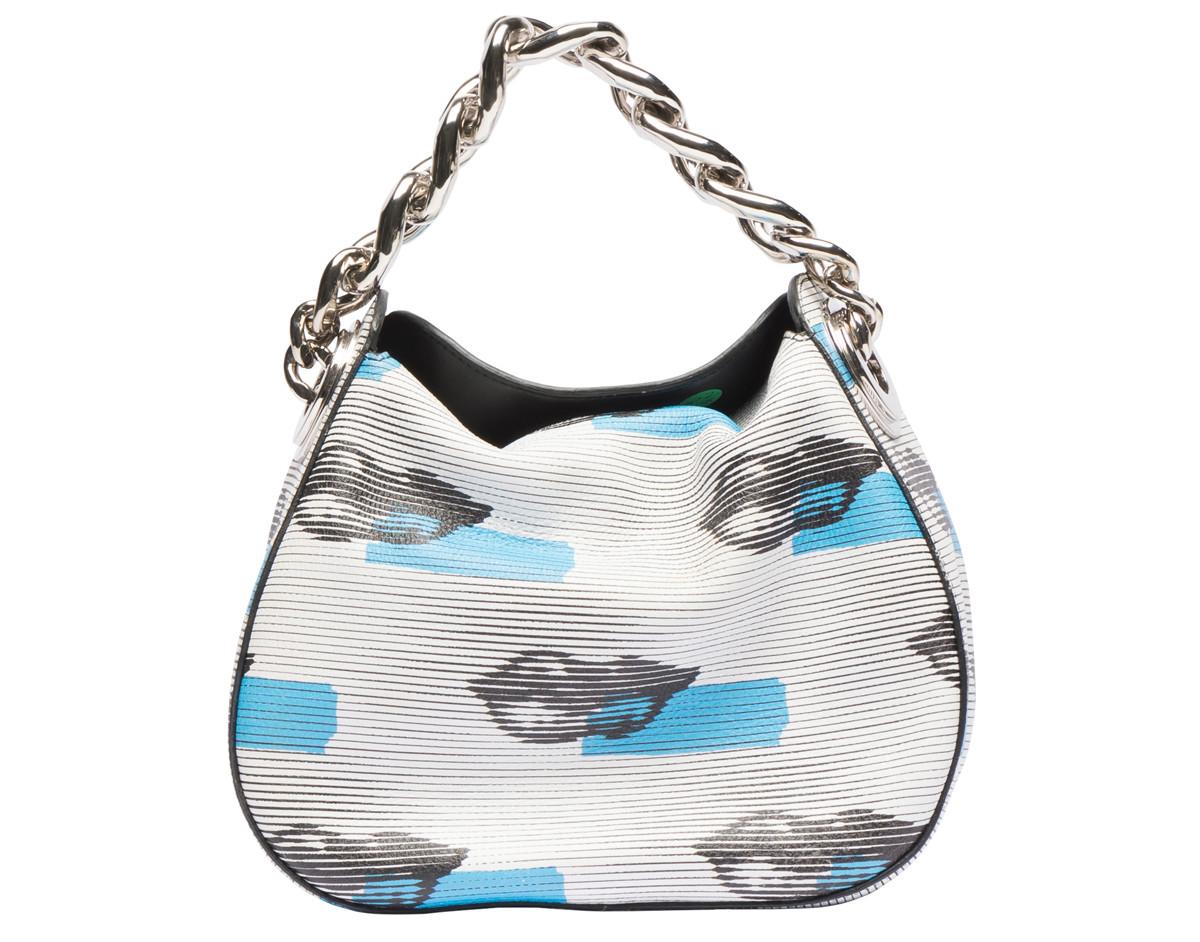 prada hand bags - Prada Resort 2016 Bags Are Bold and In Stores Now - PurseBlog