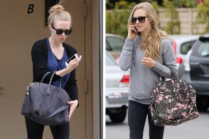 Just Can't Get Enough: Amanda Seyfried and Her Givenchy Bags