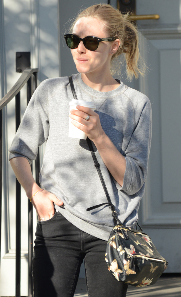 Just Can't Get Enough: Amanda Seyfried and Her Givenchy ...