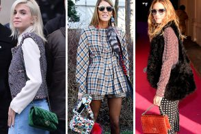 The Many Bags of Celebrity Guests at Paris Couture Week Spring 2016