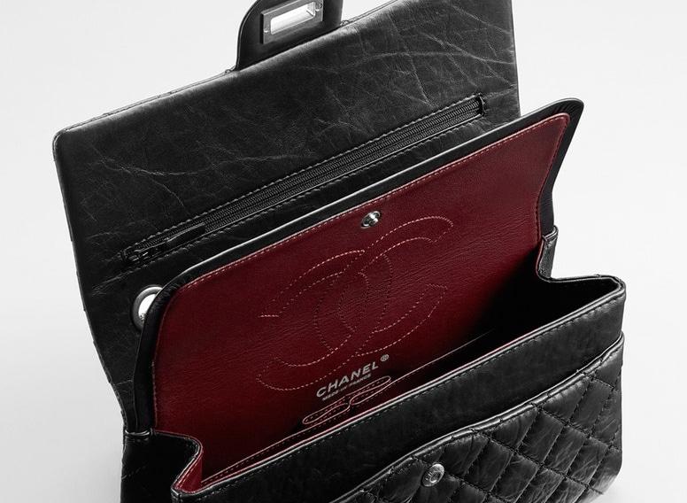 Chanel-255-Flap-Bag-Interior-Pocket