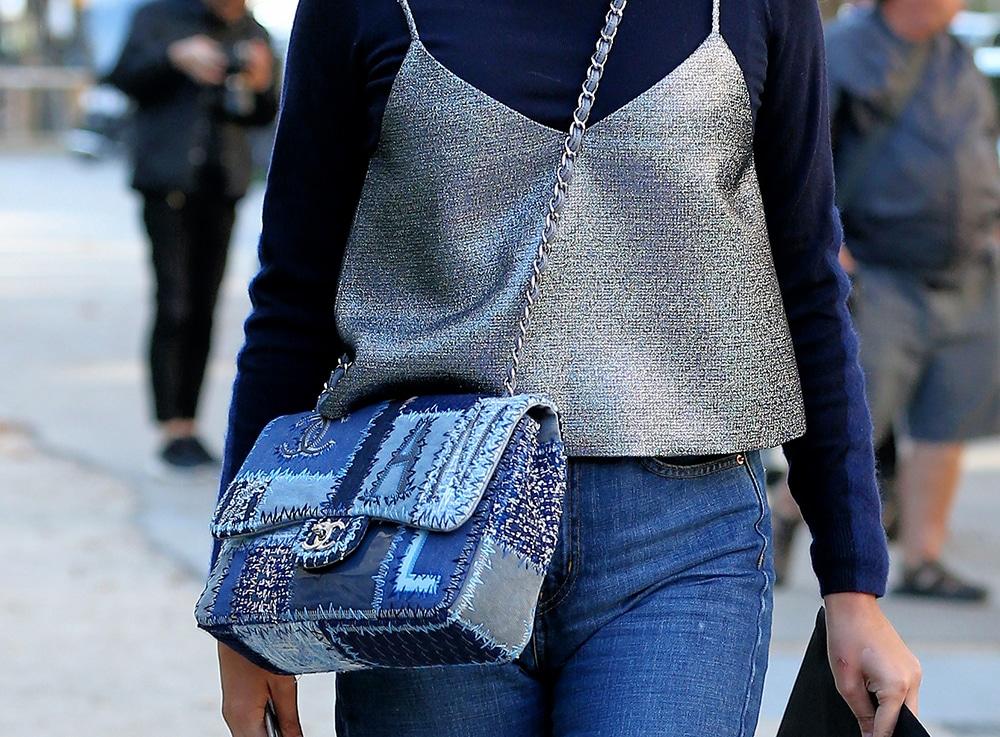 chanel look handbags, ysl saint laurent bag