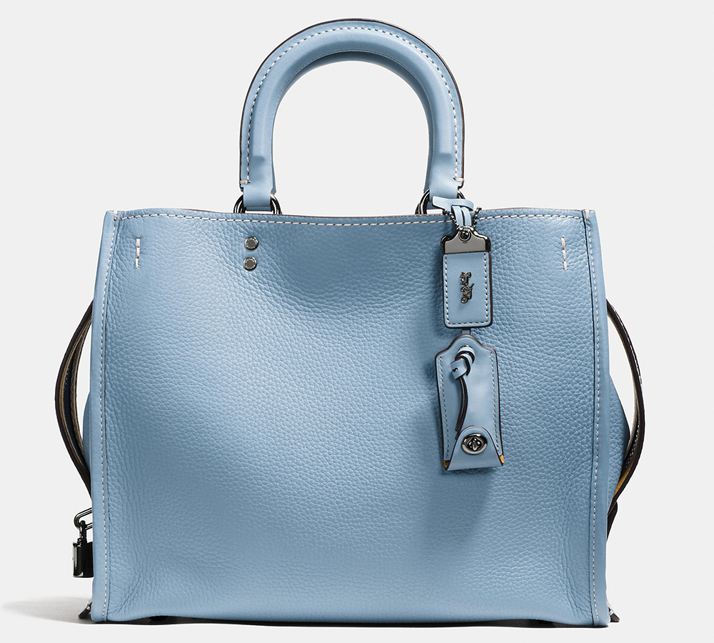 Introducing the Coach Rogue Bag, Now Available for ...