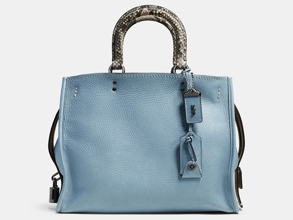 Introducing the Coach Rogue Bag, Now Available for Purchase ...