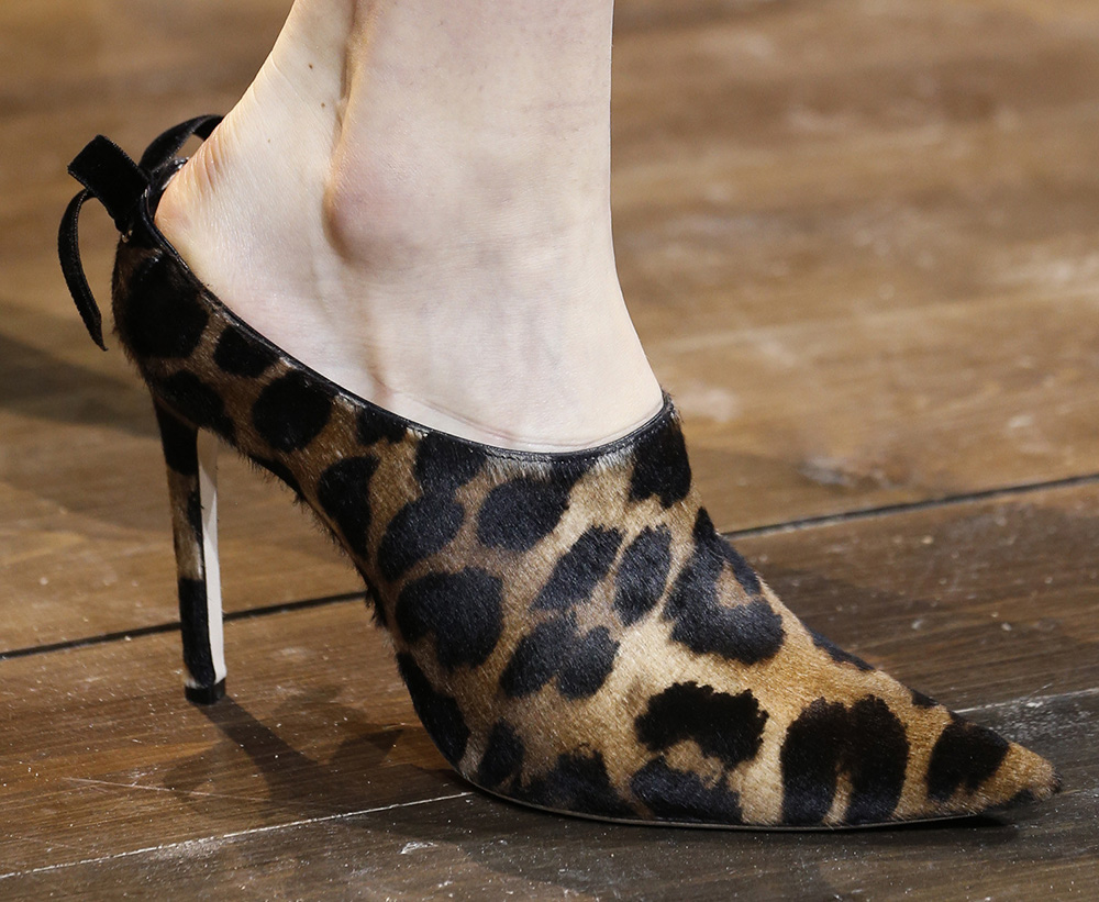 The 11 standout shoes from paris haute couture week spring for Haute couture shoes