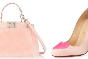 Valentine's Day Bag-Shoe Pairs That'll Make Your Heart Skip a Beat