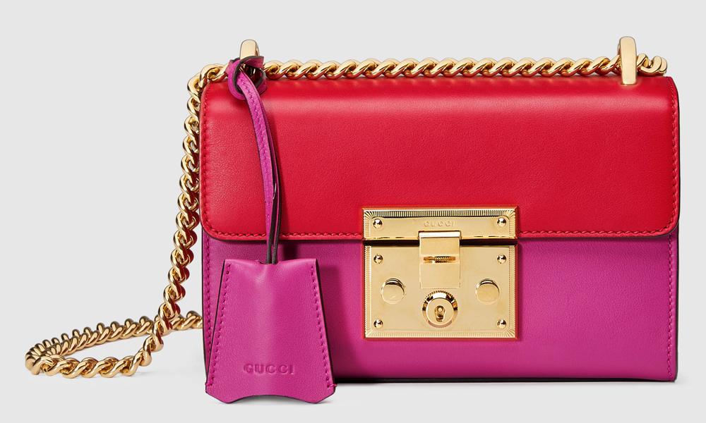 Gucci-Padlock-Leather-Shoulder-Bag