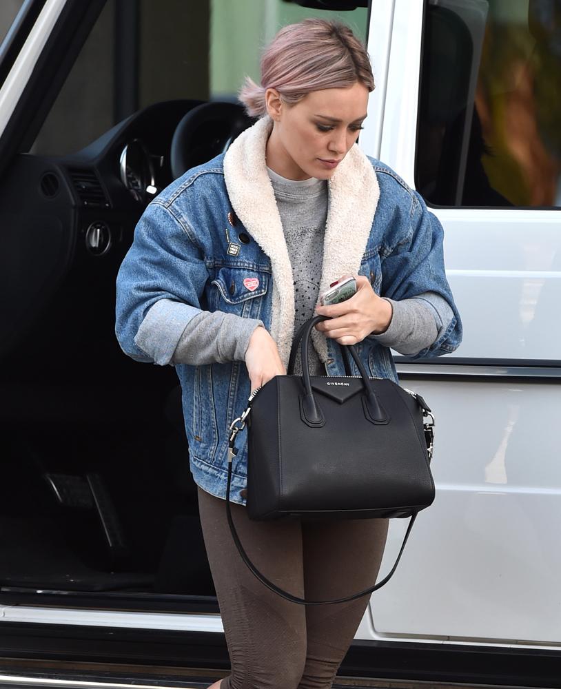 Hilary-Duff-Givenchy-Antigona-Bag