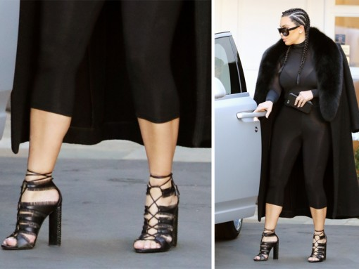 Kim-Kardashian-Tom-Ford-Eyelash-Fringe-Sandals