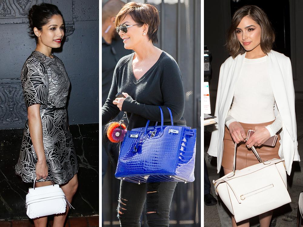 The 5 Hottest Bag Trends for Spring 2017 - Harper's BAZAAR