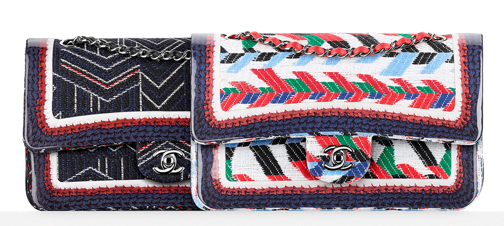 Chanel-Silicone-Covered-Embroidered-Classic-Flap-Bags