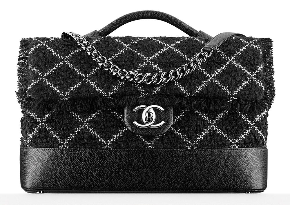 Chanel-Tweed-Top-Handle-Flap-Bag-3000