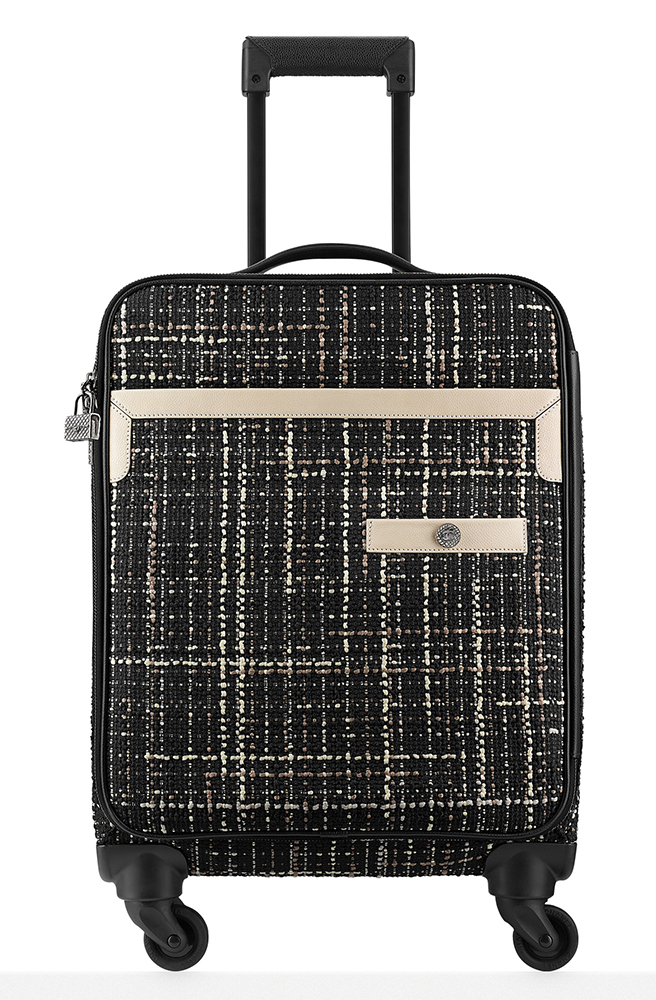 Chanel-Tweed-Trolley-Rolling-Suitcase-4900