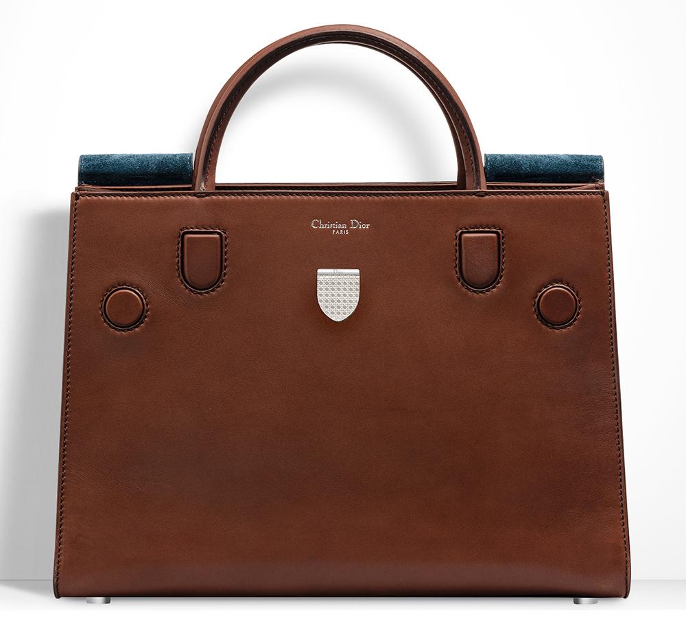 Christian-Dior-Diorever-Bag-Brown