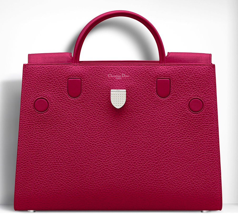 Christian-Dior-Large-Diorever-Bag-Cherry