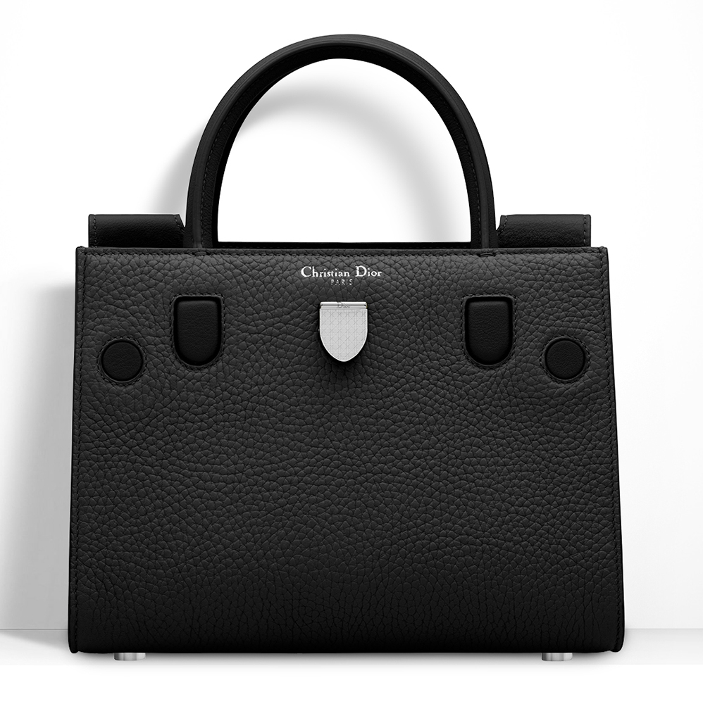 Christian-Dior-Mini-Diorever-Bag-Black