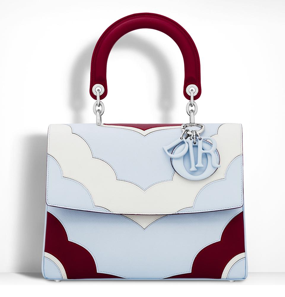 Christian-Dior-Small-Be-Dior-Bag-Multicolor