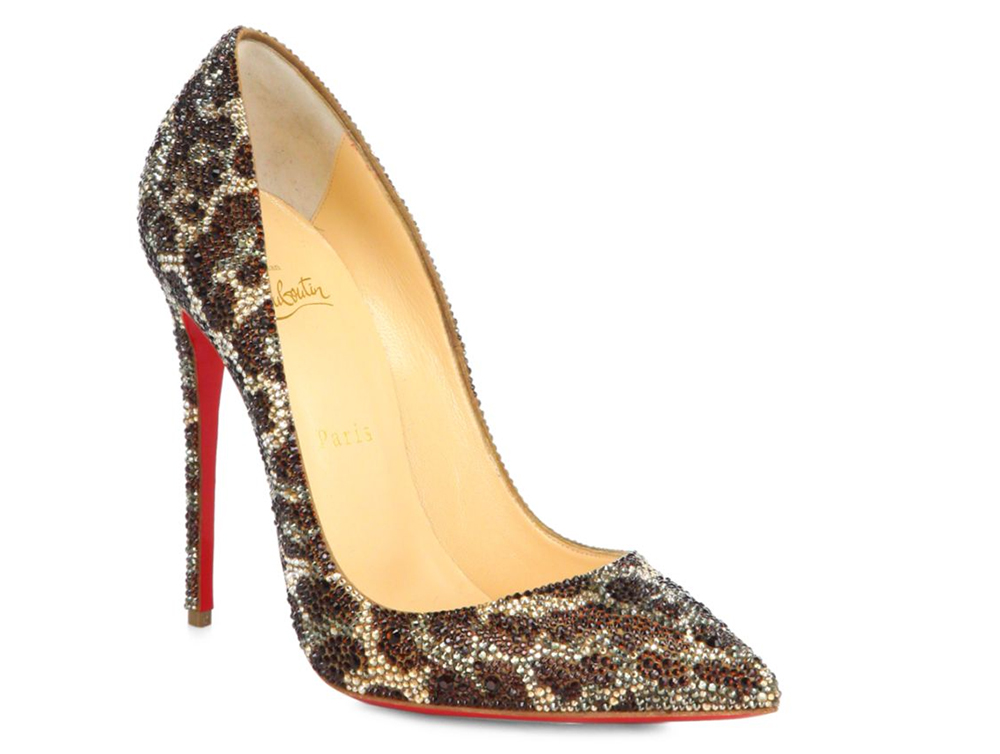 Most Expensive Shoes Price
