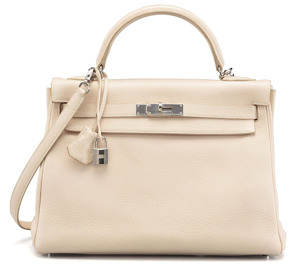 hermes printed canvas bag - hermes togo kelly retourne 32, kelly green leather purse