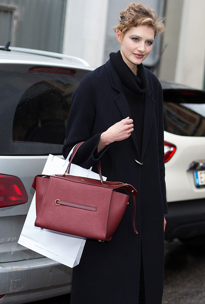 27 Celebs And The Bags They Carried To Milan Fashion Week
