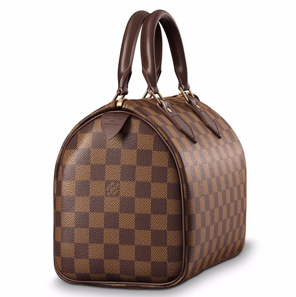Louis Vuitton Speedy 25 Side View