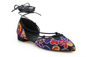 20+ Super Fashionable Spring Flats That Won't Kill Your Feet