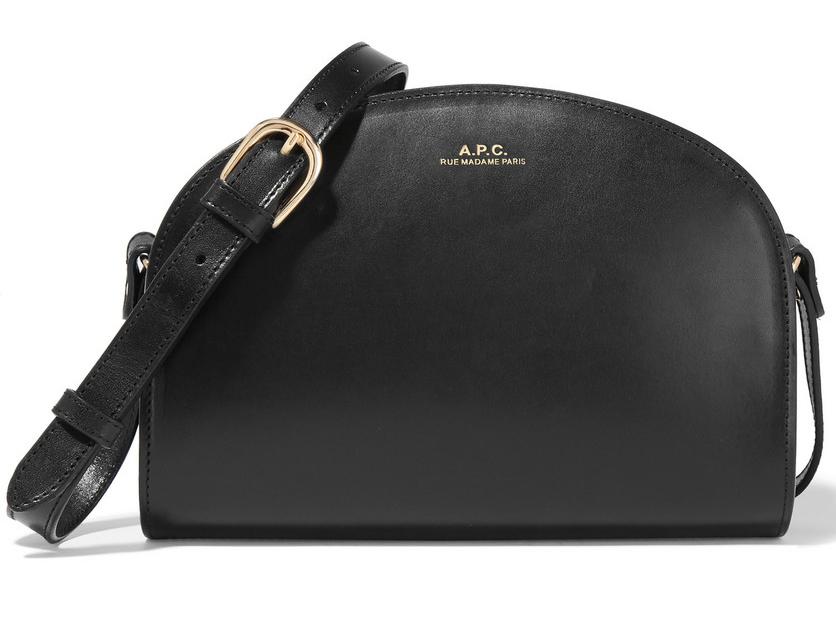 5 under 500 simple black shoulder bags purseblog. Black Bedroom Furniture Sets. Home Design Ideas