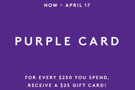 Barneys-Purple-Card-April-2016