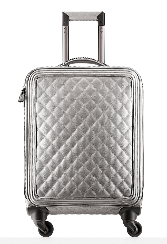 Chanel-Quilted-Trolley