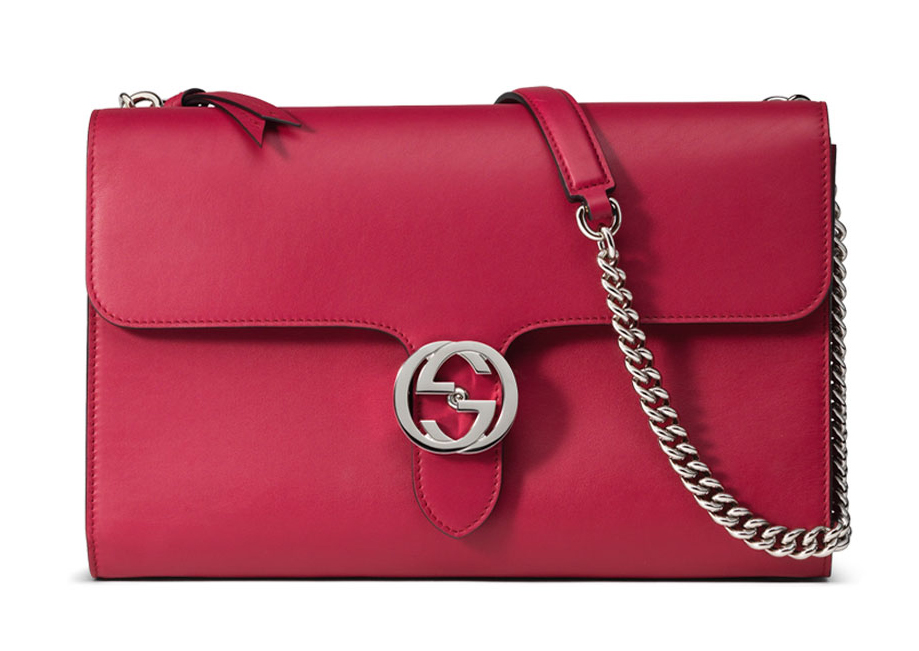 Gucci-Linea-B-Chain-Wallet