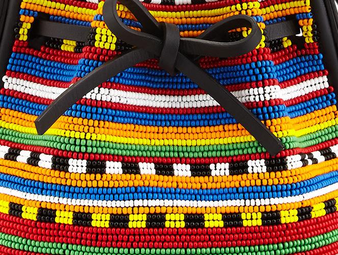 Les-Petits-Joueurs-Daliah-Beaded-Bucket-Bag