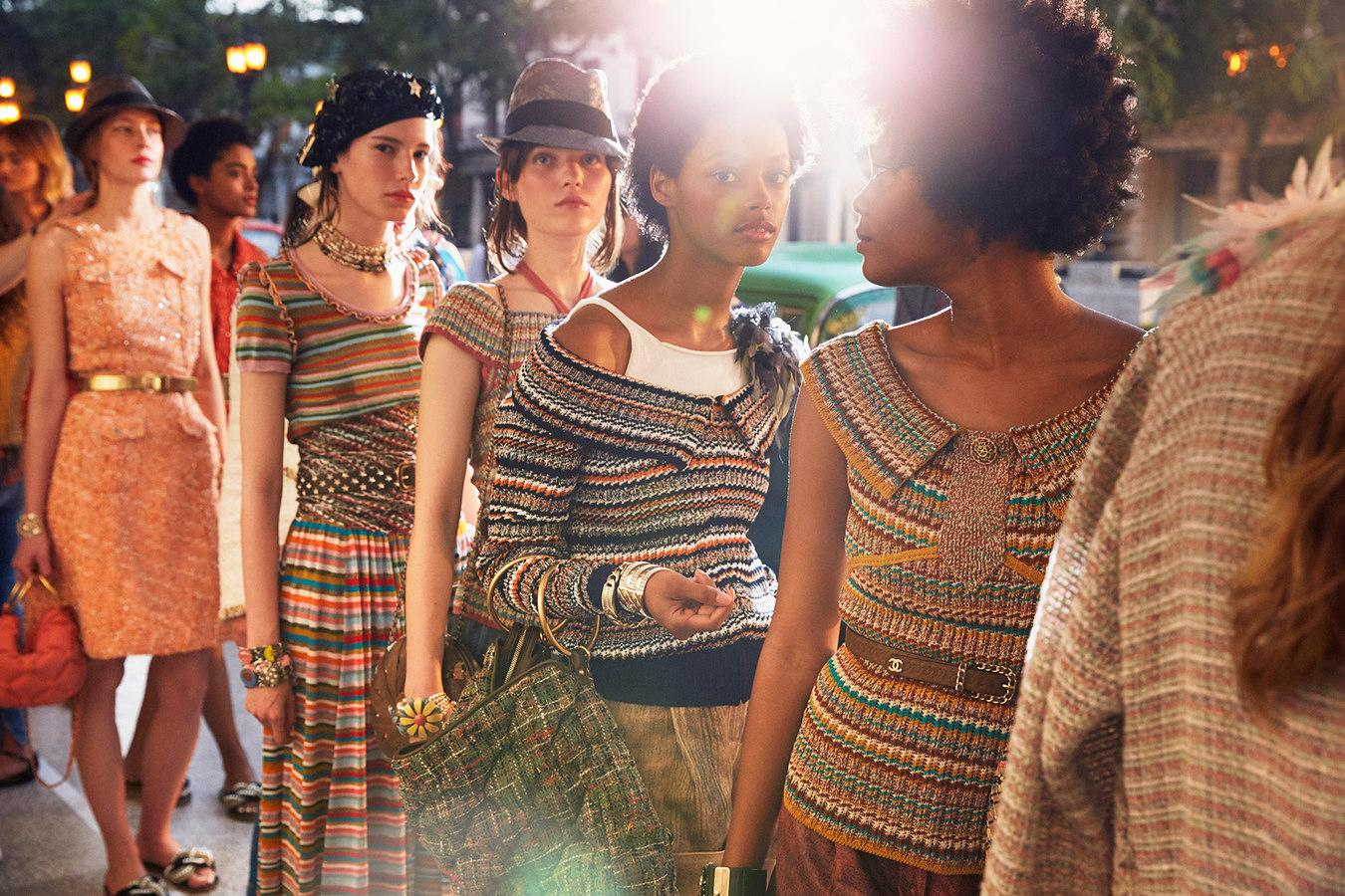 Chanel Cruise 2016:17 Cuba 1