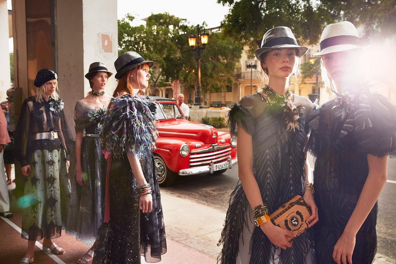 Chanel Cruise 2016:17 Cuba 5