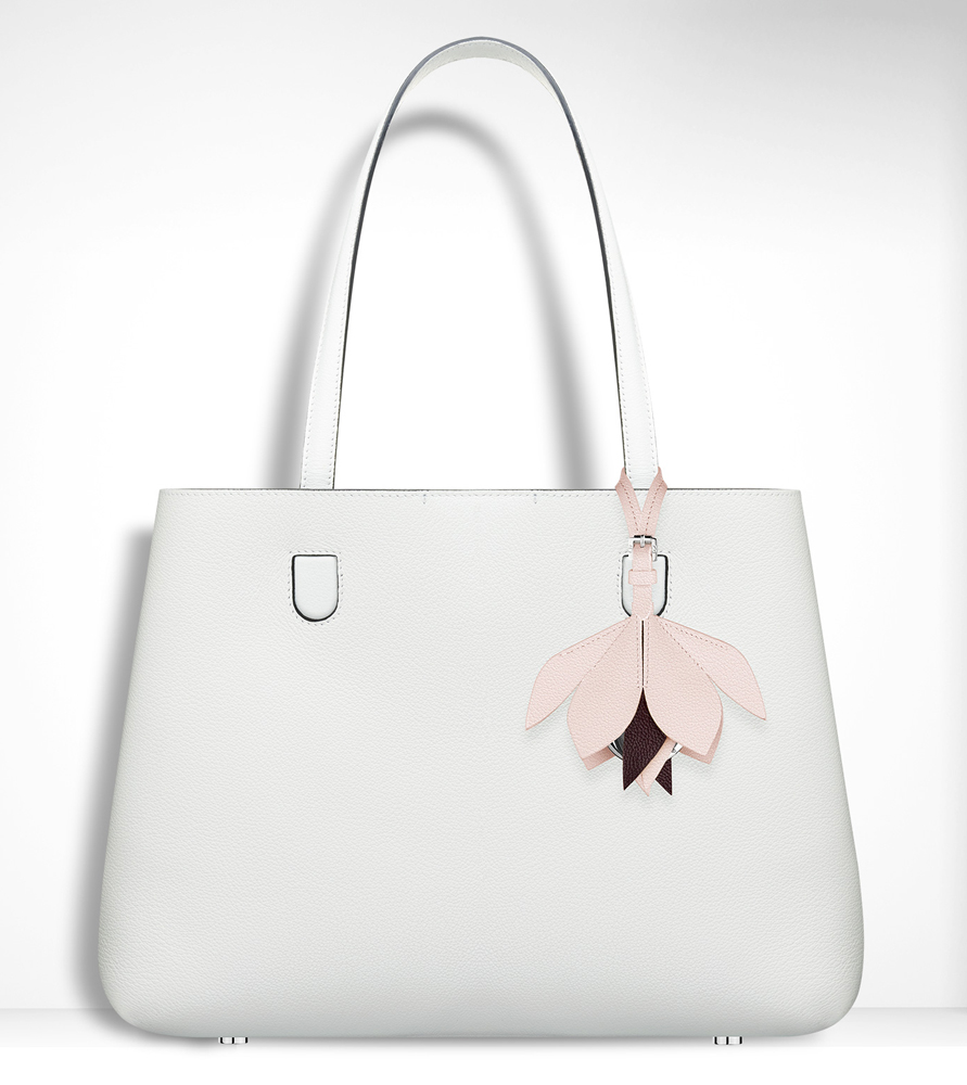 Christian-Dior-Blossom-Tote-White