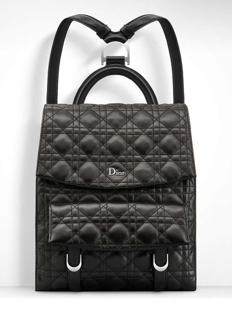Christian-Dior-Stardust-Backpack-Black