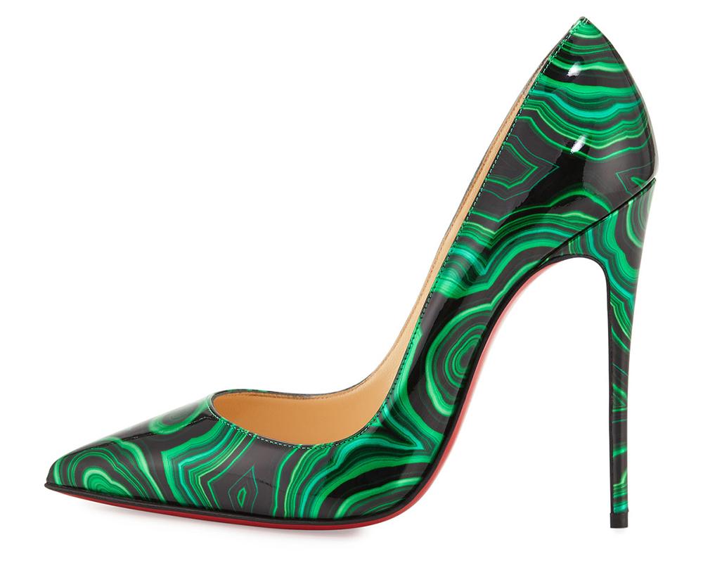shoes louboutin replica - Red Hot Louboutin Alert: Christian Louboutin Pre-Fall 2016 Shoes ...