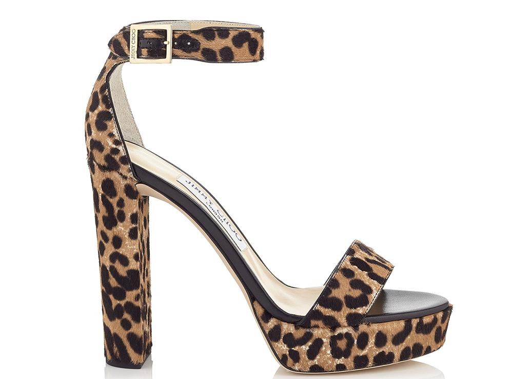 Jimmy Choo Holly Platform Sandals