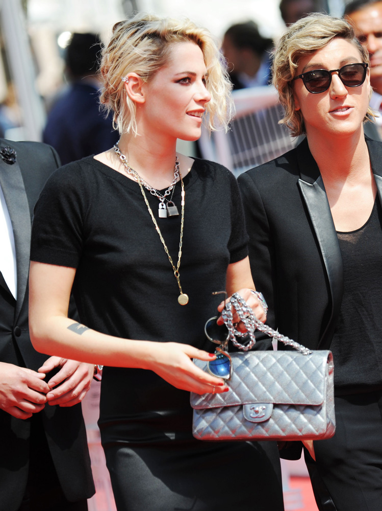 45 Bags On The Arms Of The 2016 Cannes Film Festivals