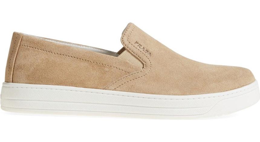 Prada Slip-On Sneaker