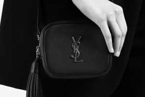 Saint Laurent's New Least-Expensive Handbag is Called the Blogger Bag and I Can't Stop Laughing