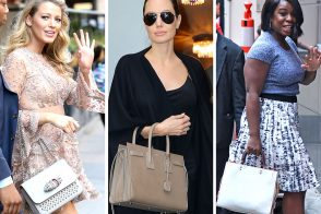 Blake Lively Launched Another Press Tour, & Celebs Have Stepped Up Their Handbag Game Accordingly