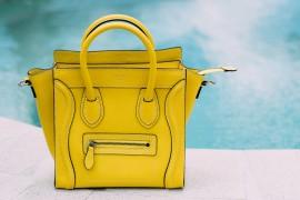 Purseonals: Céline Nano Luggage Tote