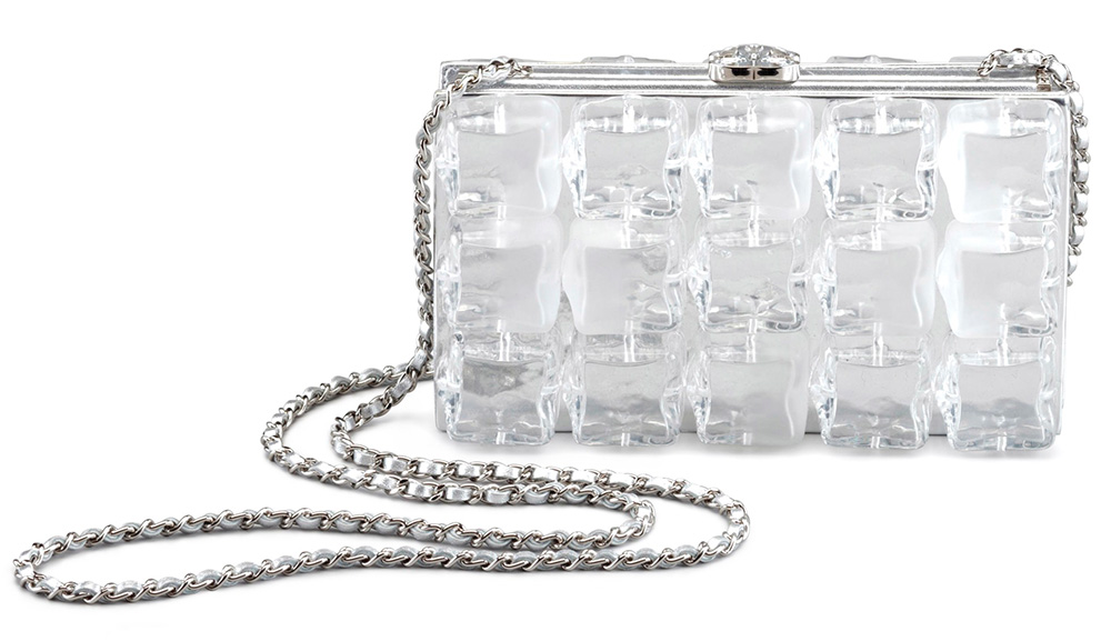 Chanel-Clear-Lucite-and-Silver-Lambskin-Ice-Cube-Clutch-Bag