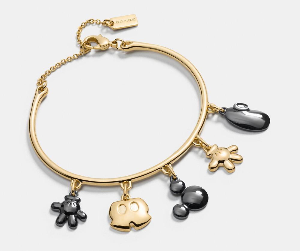 Disney-x-Coach-Mickey-Charm-Bracelet