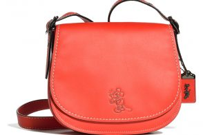 Coach Debuts New Collection With Disney, Featuring Mickey Mouse Bags, Accessories and More