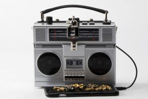 Dolce & Gabbana's New Boombox Bag Will Actually Play Your Music