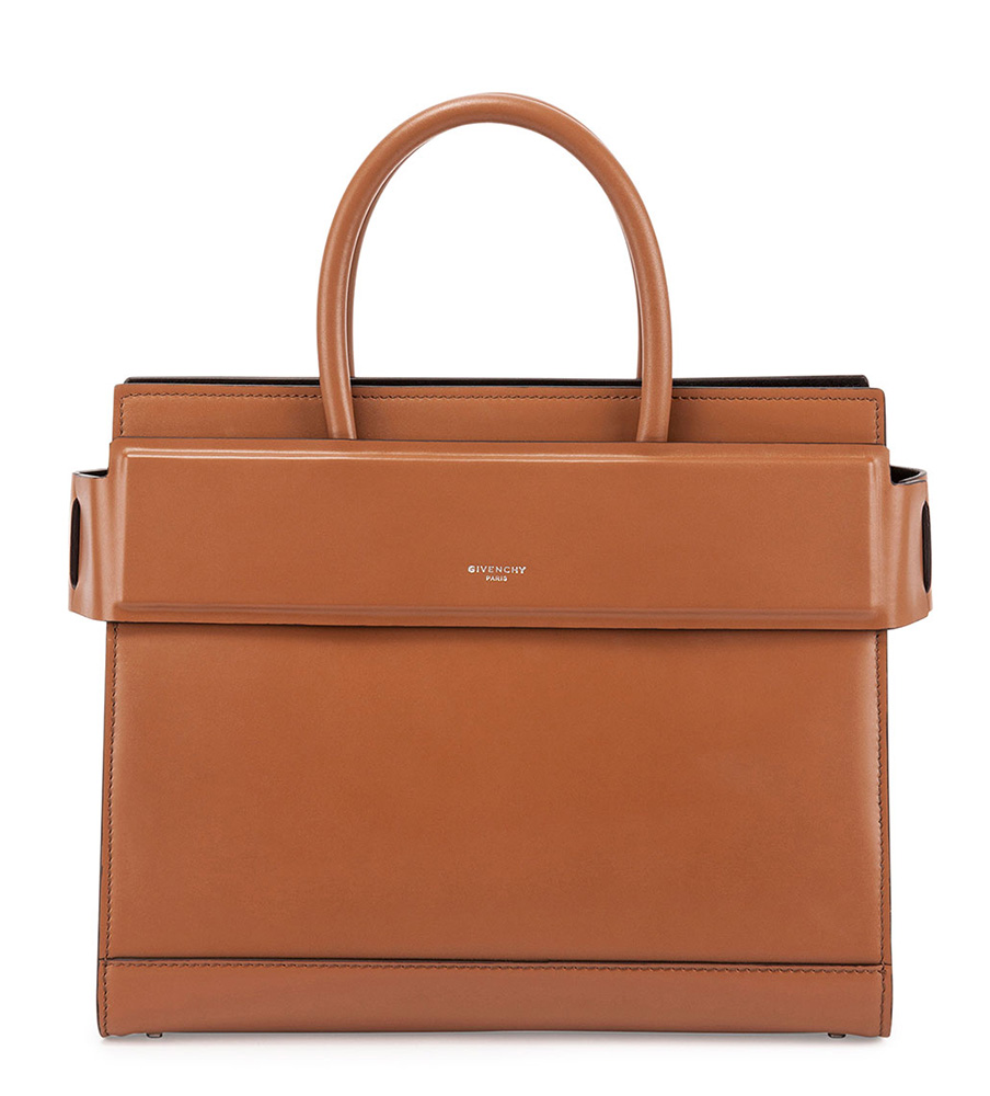 Givenchy-Medium-Horizon-Bag-Tan