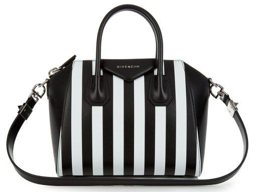 Givenchy-Striped-Antigona-Bag