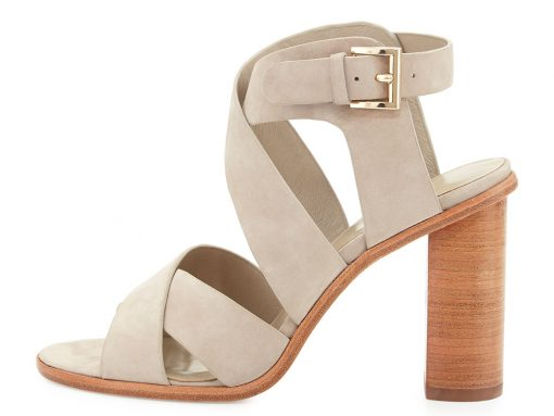 Joie Avery Crisscross Nubuck City Sandal